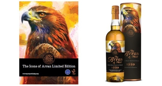 Icons of Arran - The Eagle