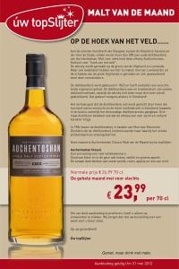 Malt Whisky van de Maand Mei 2012