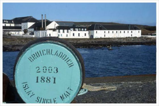 bruichladdic distillery