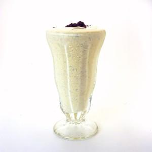 rum rozijnen milkshake