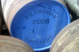 kilchoman cask