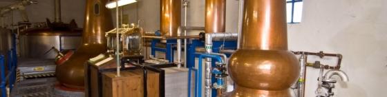 kilchoman distilling process