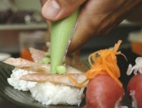 zeeuwse sushi