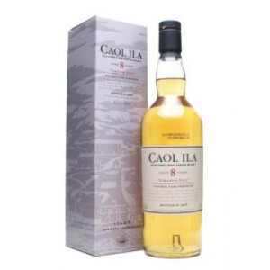 Caol Ila 8yo Unpeated