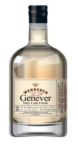 Wenneker Oude Genever Islay Cask Finish Batch 2