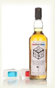 3D whisky