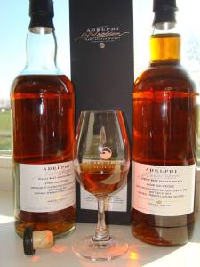 Glenrothes 6yo 2007 Adelphi for WIN