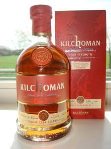 Kilchoman Single Cask WIN 10th Release