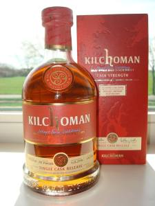 Kilchoman Single Cask WIN 10th Release