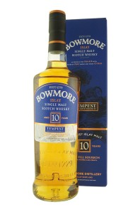 Bowmore Tempest 10yo Batch 4