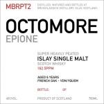 Renegade Octomore Epione Label
