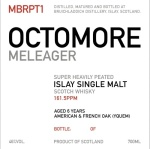 Renegade Octomore Meleager Label