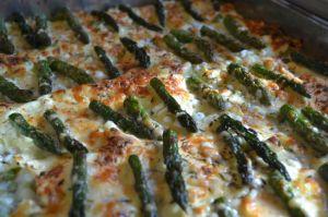 lasagna met zomergroenten
