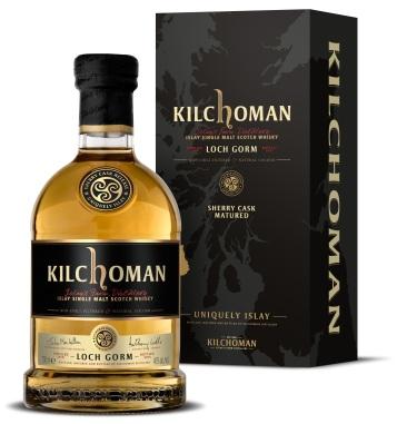 Kilchoman Loch Gorm Release 2015
