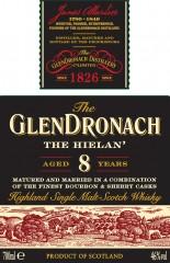 GlenDronach Hielan