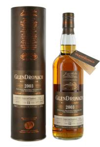 GlenDronach 12yo Single Cask Virgin Oak Hogshead 1749 for The Netherlands