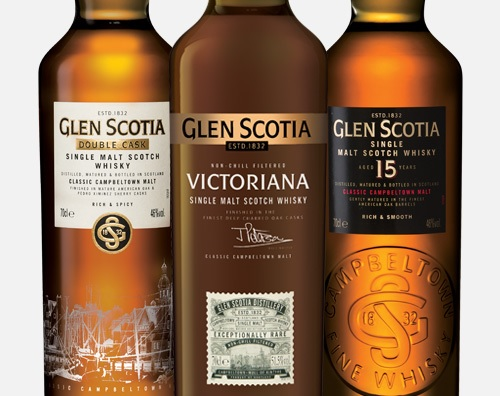 Glen Scotia Core Range New