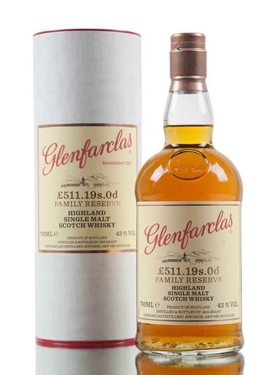 Glenfarclas 511.19s.0d