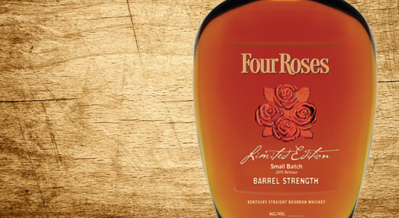 Four Roses 2015 Small Batch Le