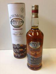 Bowmore Cask Strength liter old bottling