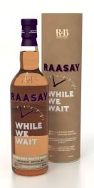 Raasay While We Wait tin