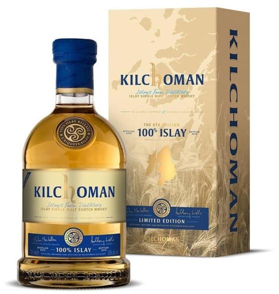 Kilchoman 100 Islay 6th Edition