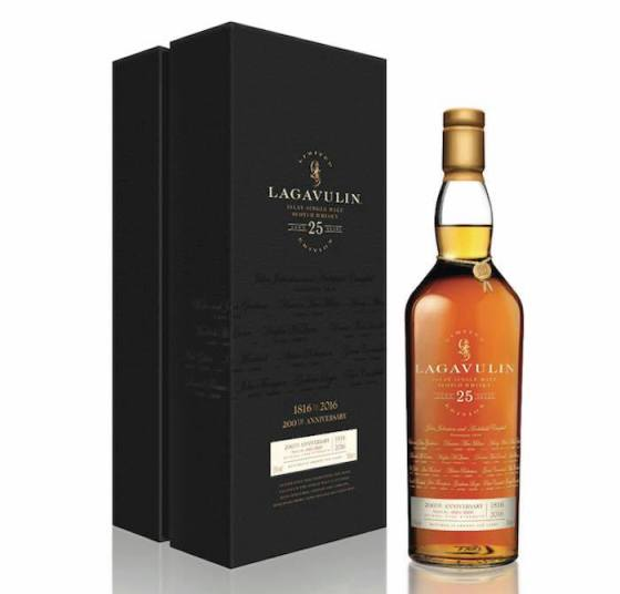 Lagavulin 25yo 200th Anniversary