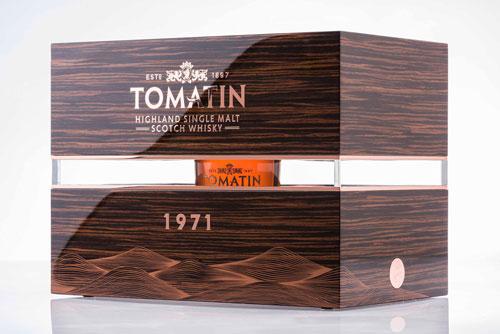 Tomatin 44yo 1971 box