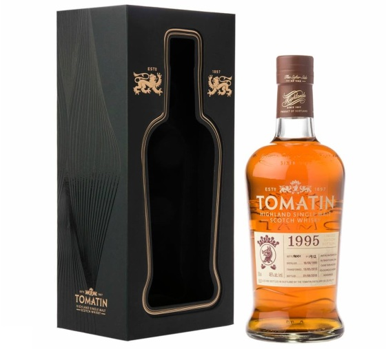 Tomatin Oloroso Sherry Finish 21yo 1995
