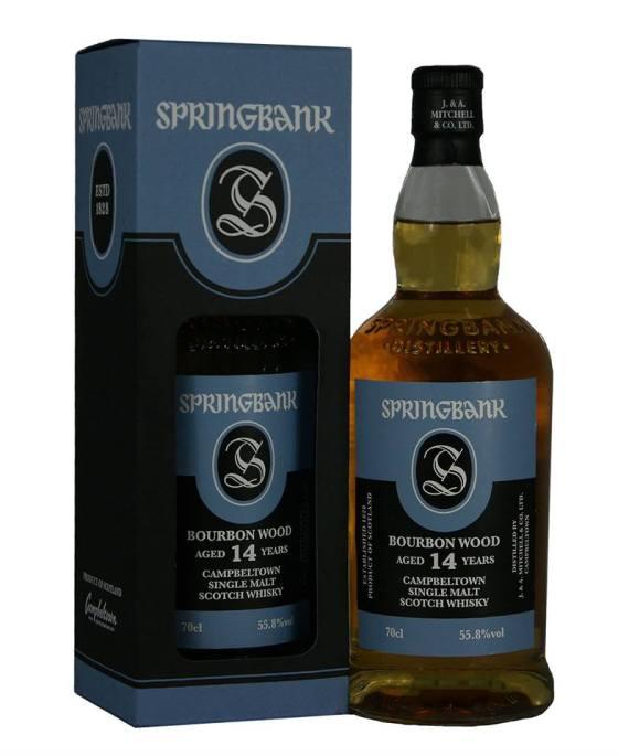 Springbank 14yo Bourbon Wood