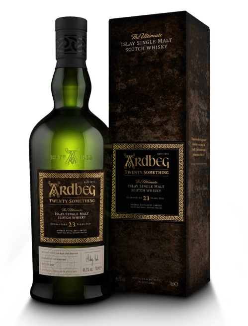 Ardbeg 23yo Twenty Something