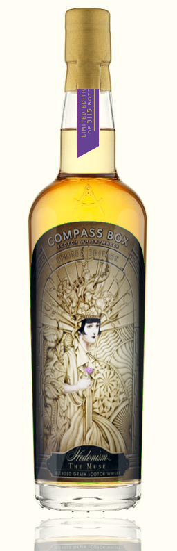 Compass Box Hedonism Muse