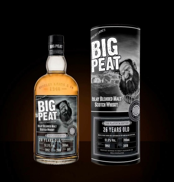 Big Peat 26yo Platinum Edition