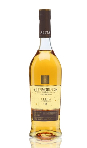 glenmorangie allta bottle shot