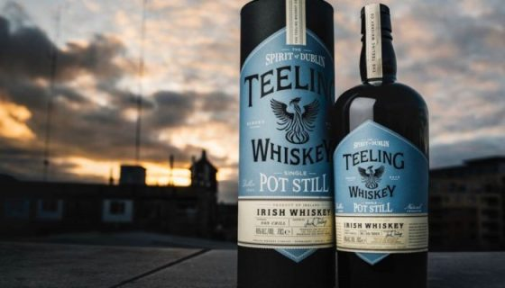 teeling single pot still shot
