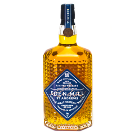 Eden Mill Single Malt Release 2018