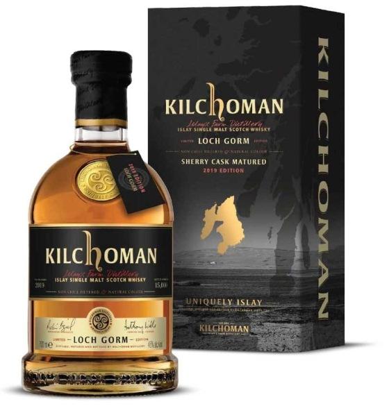 Kilchoman Loch Gorm Release 2019