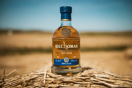 Kilchoman 100 Islay 9th Edition poster
