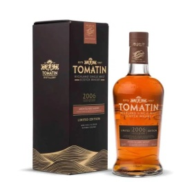 Tomatin 12yo 2006 Amontillado Sherry Finish
