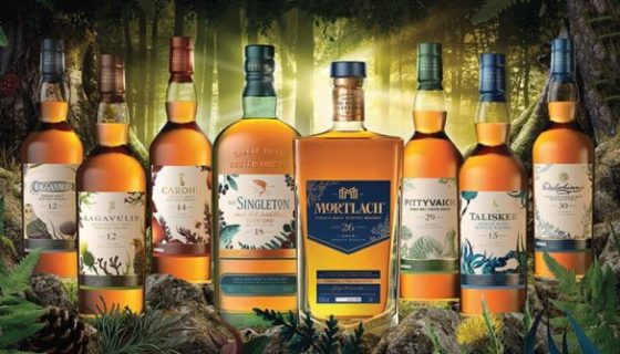 Diageo Special Releases 2019 poster
