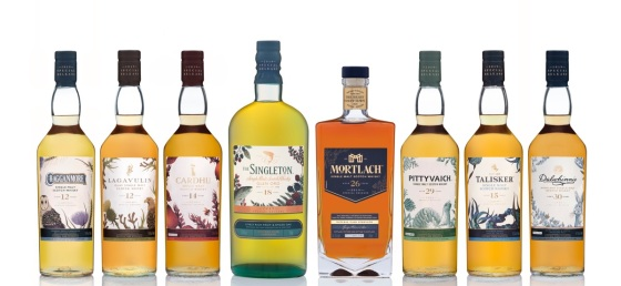 Diageo SR 2019 lineup no box