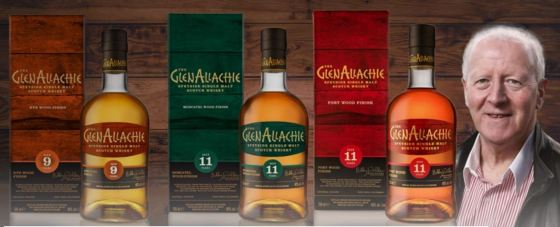 GlenAllachie Wood Finishes Batch 2 banner