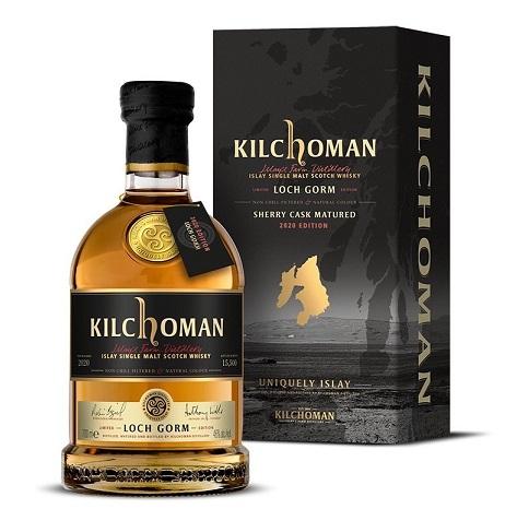 Kilchoman Loch Gorm Release 2020
