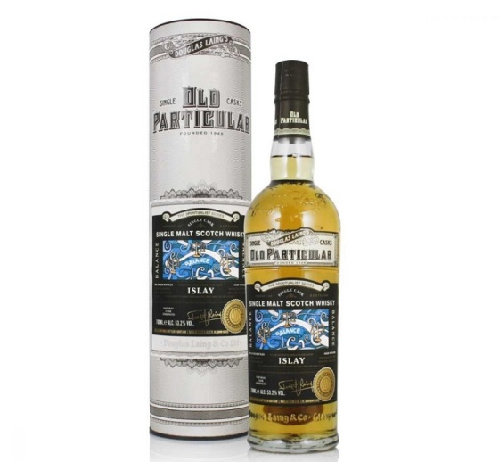 DL OP Spiritualist Series Islay 14yo Balance Edition