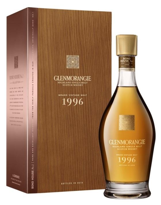 Glenmorangie Grand Vintage Malt 1996