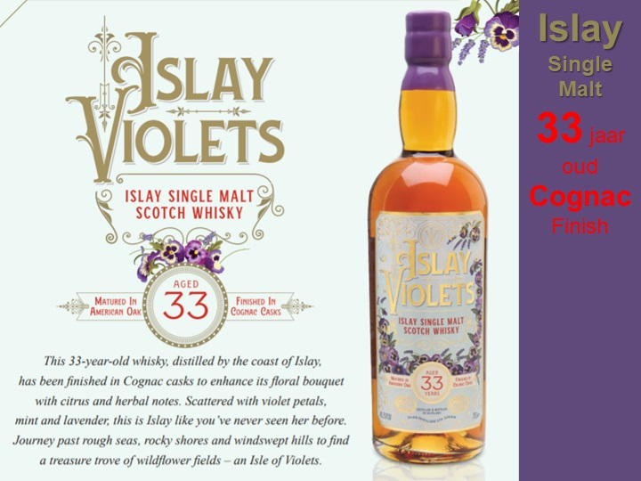 Islay Violets
