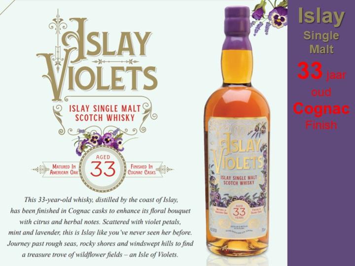 Islay Violets